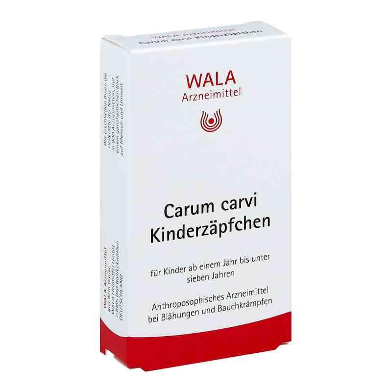 Carum Carvi Kinderzäpfchen  bei juvalis.de bestellen