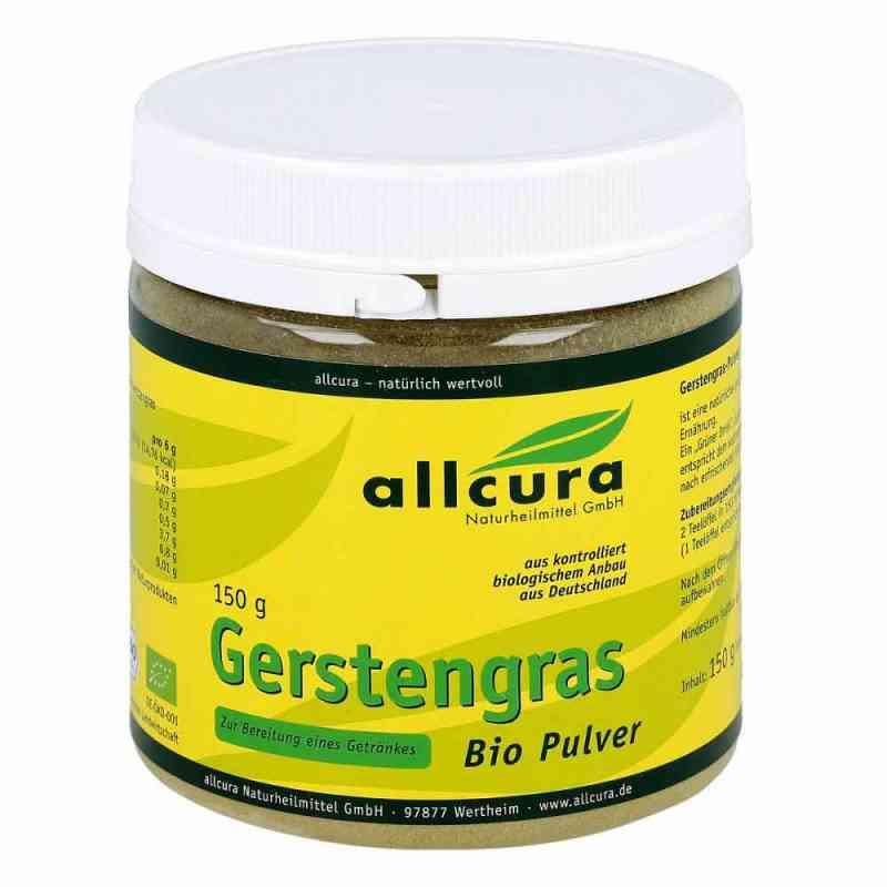 Gerstengras Pulver kbA  bei juvalis.de bestellen