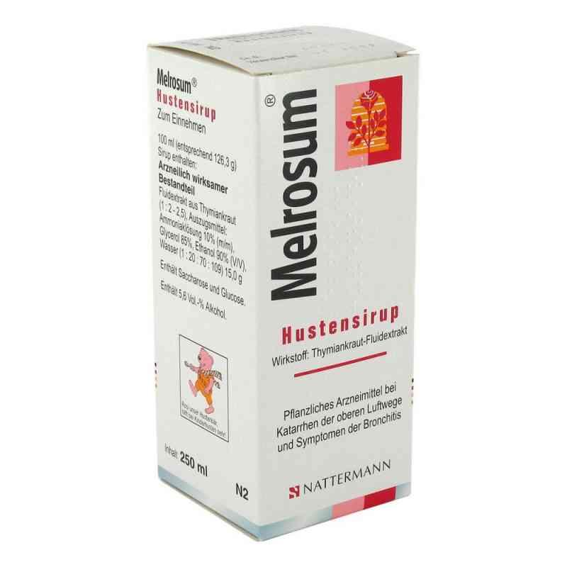 Melrosum Hustensirup  bei juvalis.de bestellen