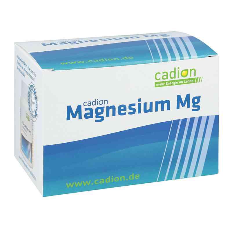 Cadion Magnesium Mg Granulat Beutel  bei juvalis.de bestellen