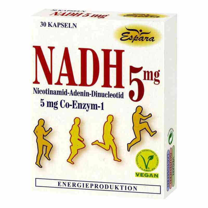 Nadh 5 mg Kapseln  bei juvalis.de bestellen