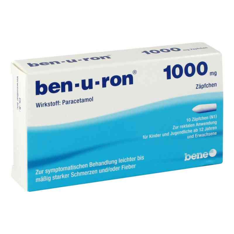 Ben-u-ron 1000mg  bei juvalis.de bestellen