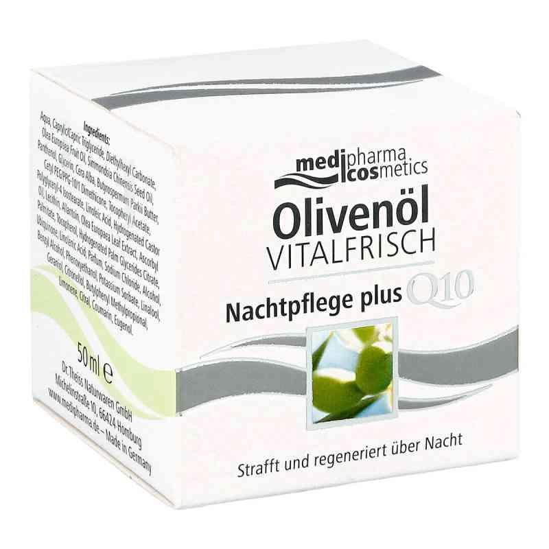 Olivenöl vitalfrisch Nachtpflege Creme  bei juvalis.de bestellen