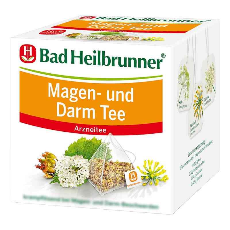 Bad Heilbrunner Tee Magen und Darm Pyramidenbeutel  bei juvalis.de bestellen