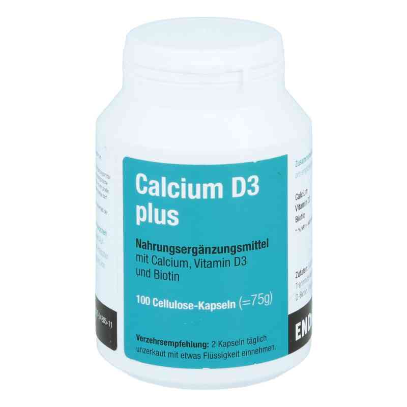 Calcium D3 Plus Kapseln  bei juvalis.de bestellen