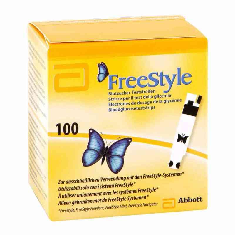Freestyle Teststreifen  bei juvalis.de bestellen