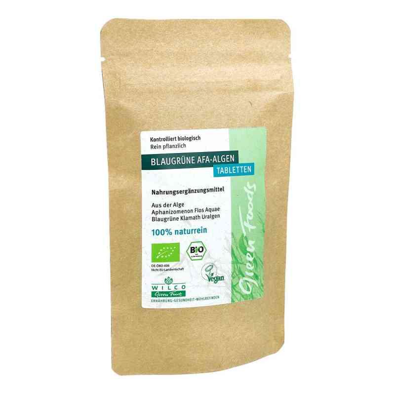 Afa Alge 400 mg blaugrün Tabletten Blister  bei juvalis.de bestellen