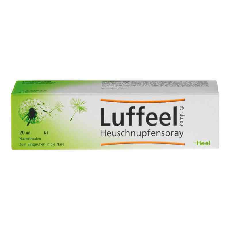 Luffeel compositus Heuschnupfen Nasenspray  bei juvalis.de bestellen