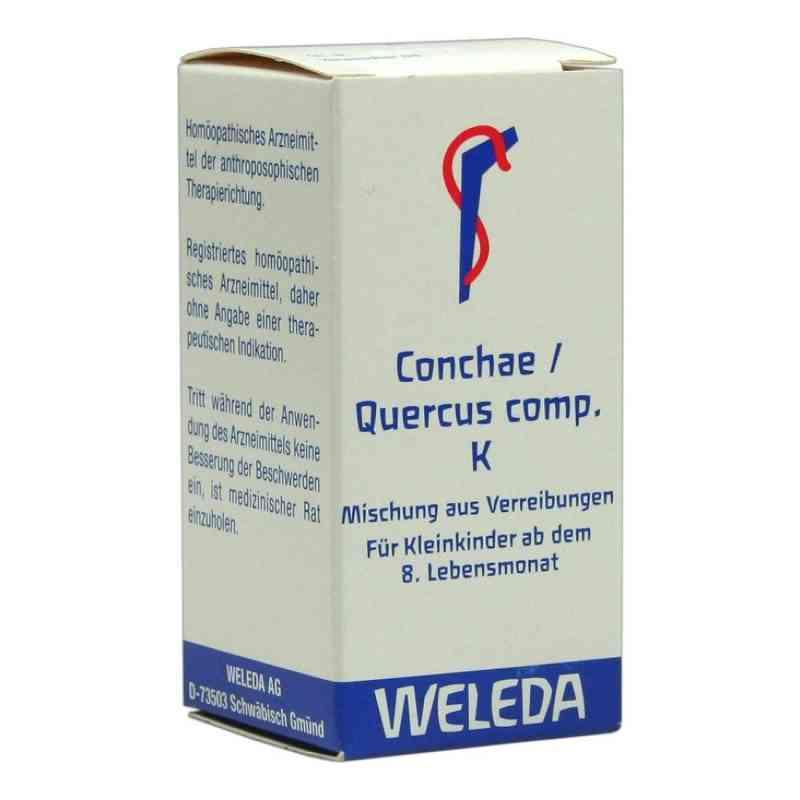 Conchae/quercus Comp. K Trituration  bei juvalis.de bestellen