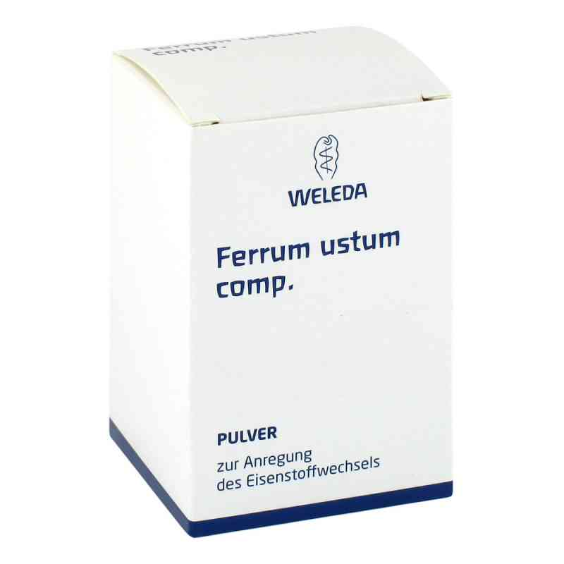 Ferrum Ustum compositus Pulver  bei juvalis.de bestellen