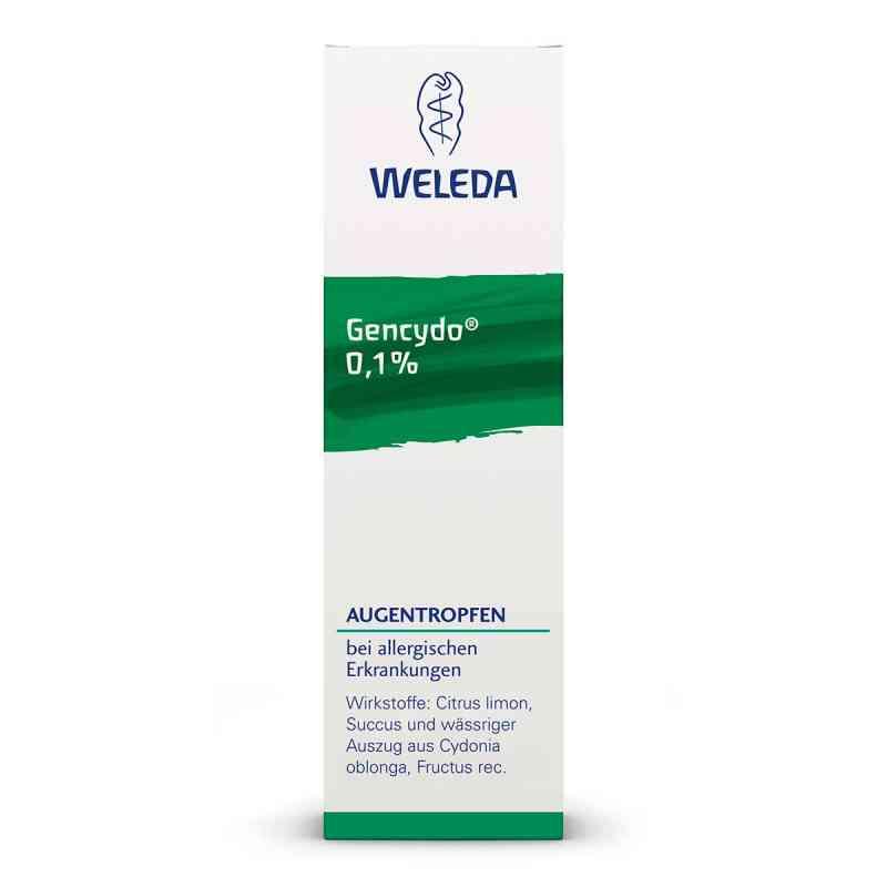 Gencydo 0,1% Augentropfen  bei juvalis.de bestellen