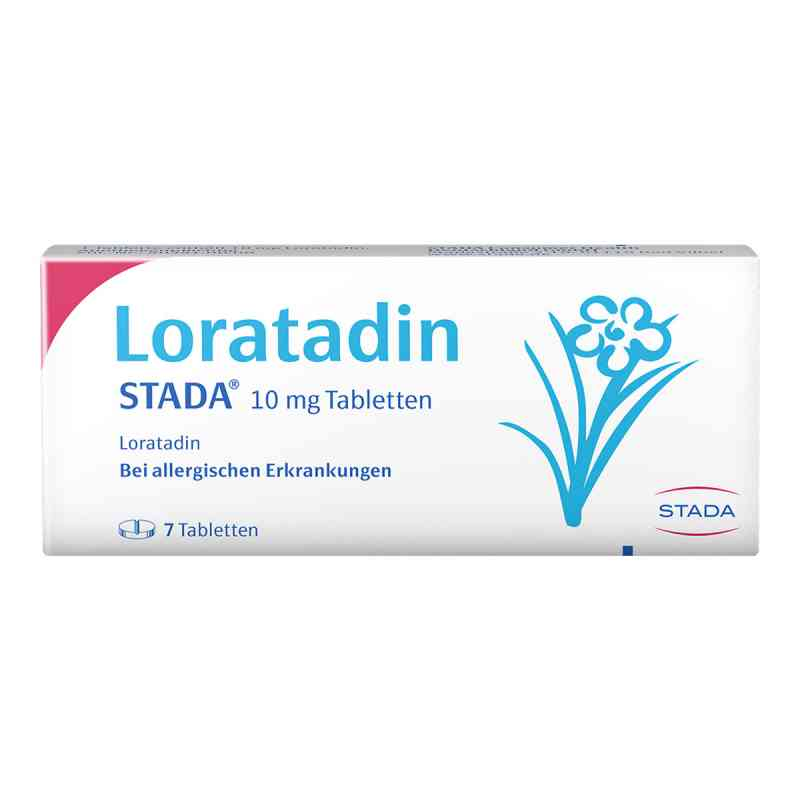 Loratadin STADA allerg 10mg  bei juvalis.de bestellen