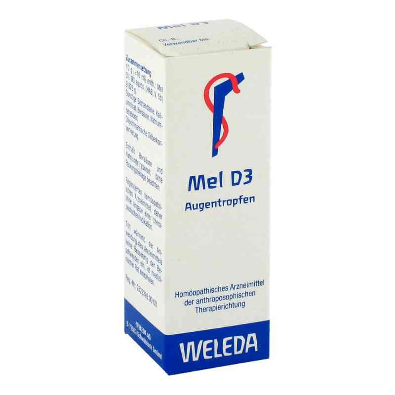 Mel D3 Augentropfen  bei juvalis.de bestellen