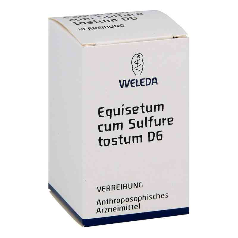 Equisetum Cum Sulf. Tost. D6 Trituration  bei juvalis.de bestellen