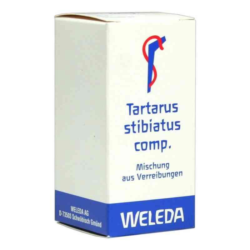 Tartarus Stibiatus compositus Trituration  bei juvalis.de bestellen