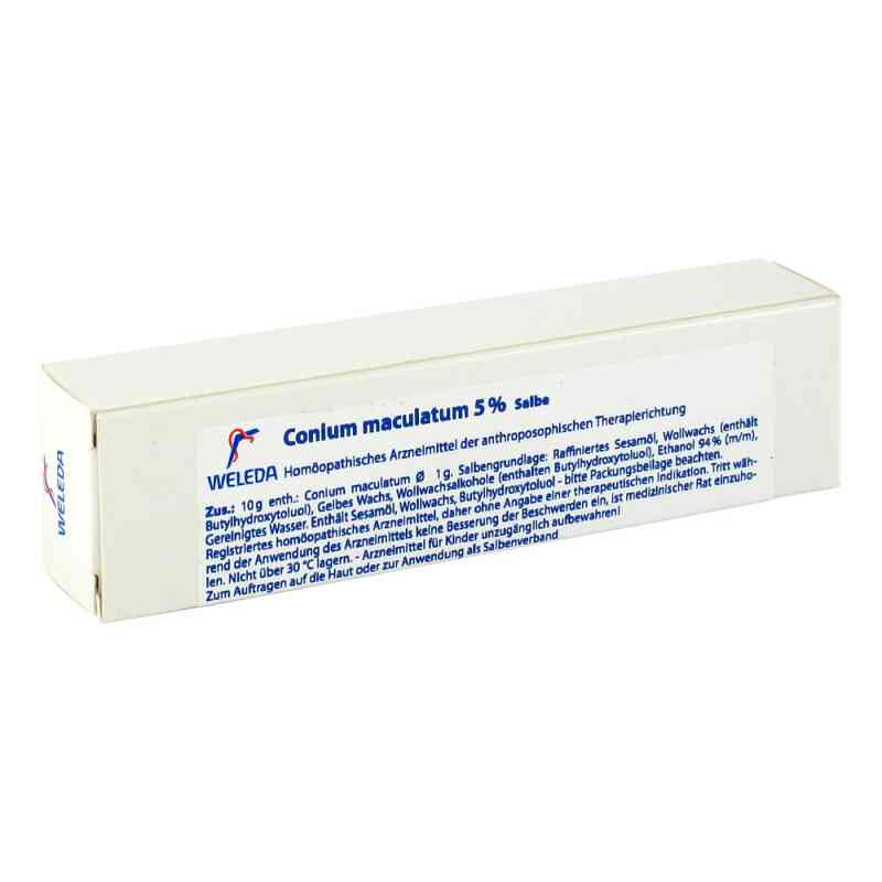 Conium Maculatum 5% Salbe  bei juvalis.de bestellen
