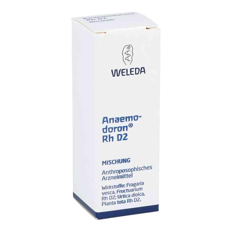 Anaemodoron Rh D2 Dilution  bei juvalis.de bestellen