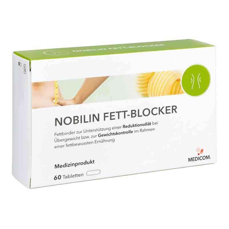 Nobilin Fett-blocker Tabletten  bei juvalis.de bestellen