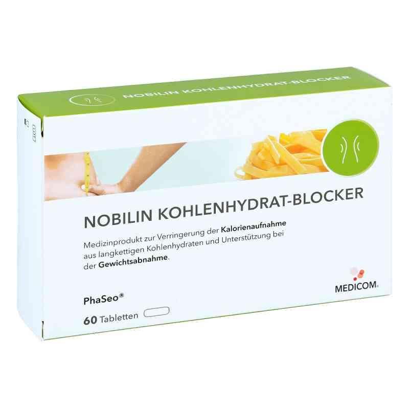Nobilin Kohlenhydrat-blocker Tabletten  bei juvalis.de bestellen