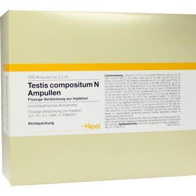 Testis Compositum N Ampullen  bei juvalis.de bestellen