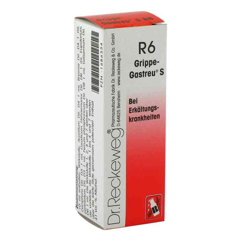 Grippe Gastreu S R 6 Tropfen zum Einnehmen  bei juvalis.de bestellen