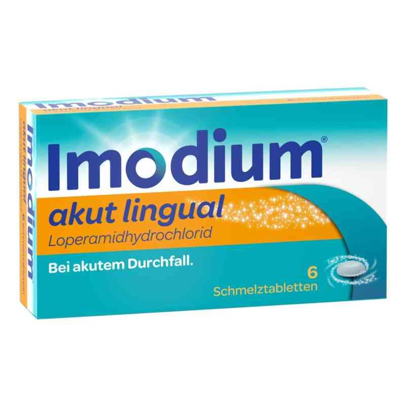 Imodium akut lingual  bei juvalis.de bestellen