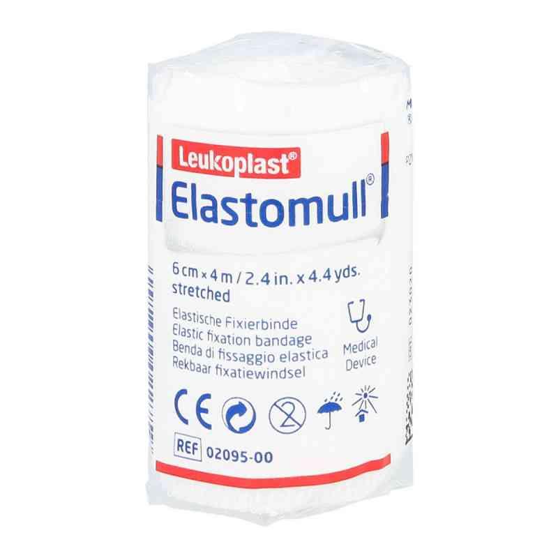 Elastomull 4mx6cm 2095 elastisch Fixierbinde  bei juvalis.de bestellen