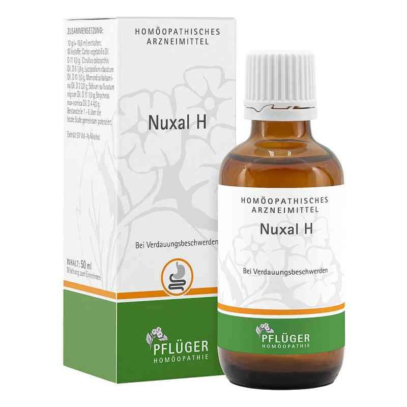 Nuxal H Tropfen  bei juvalis.de bestellen