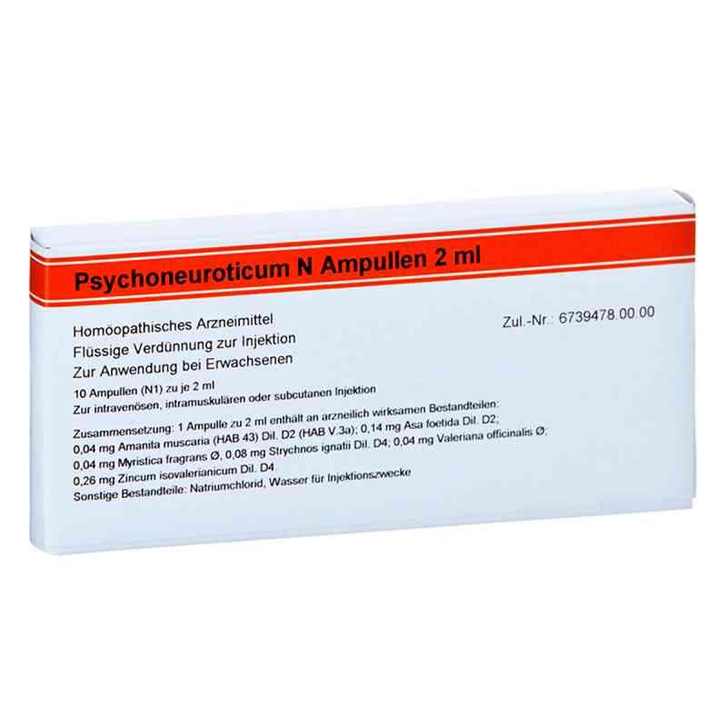 Psychoneuroticum N Ampullen  bei juvalis.de bestellen