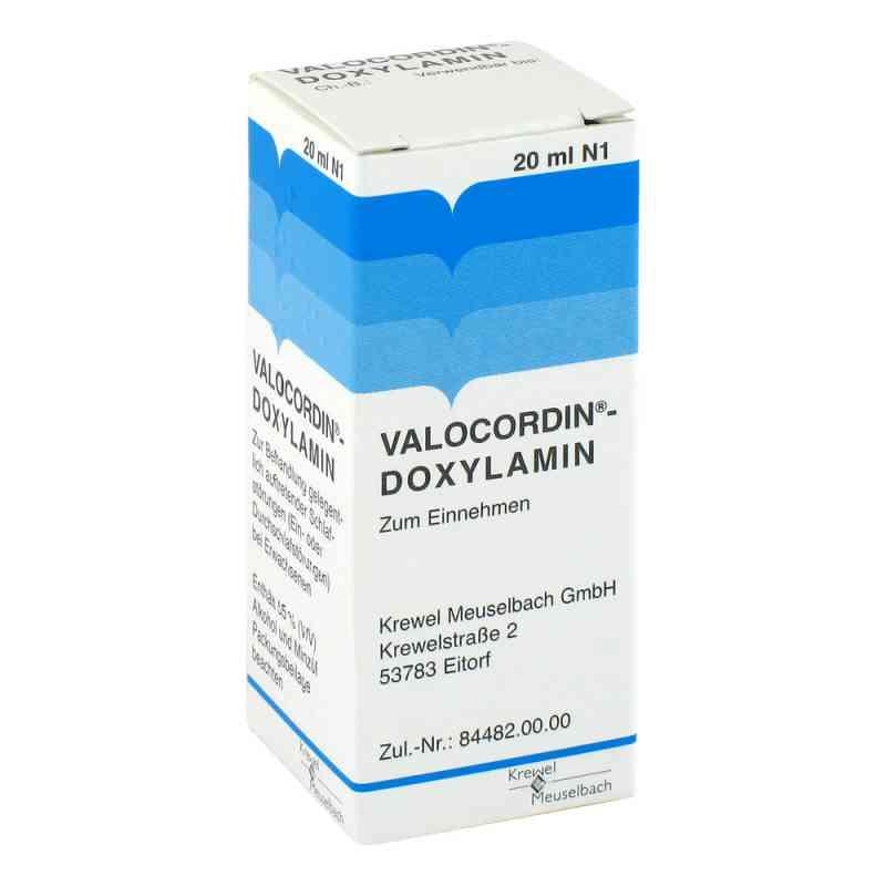 Valocordin-Doxylamin  bei juvalis.de bestellen