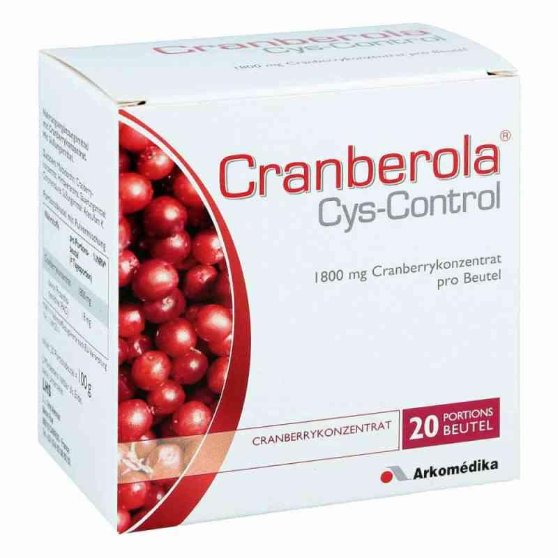 Cranberola Cys Control Pulver  bei juvalis.de bestellen