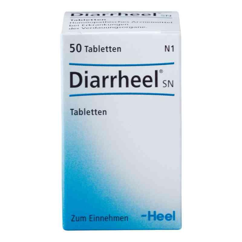 Diarrheel Sn Tabletten  bei juvalis.de bestellen