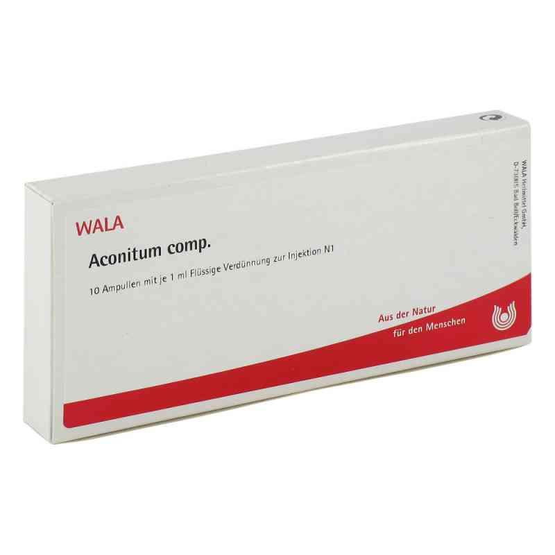 Aconitum Comp. Ampullen  bei juvalis.de bestellen