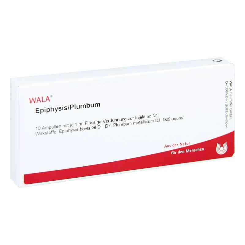 Epiphysis/ Plumbum Ampullen  bei juvalis.de bestellen