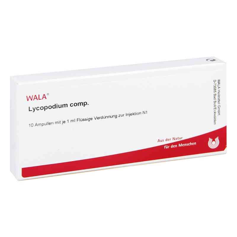 Lycopodium Comp. Ampullen  bei juvalis.de bestellen
