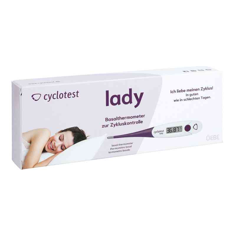 Cyclotest lady Basalthermometer  bei juvalis.de bestellen