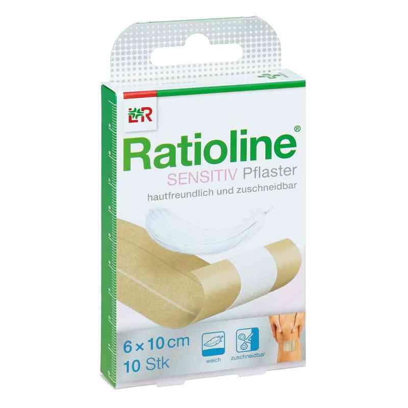 Ratioline sensitive Wundschnellverband 6 cmx1 m  bei juvalis.de bestellen