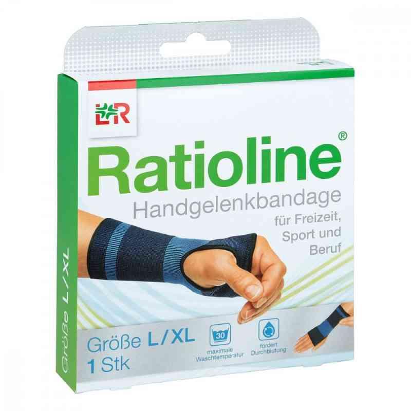 Ratioline active Handgelenkbandage Größe l/xl  bei juvalis.de bestellen