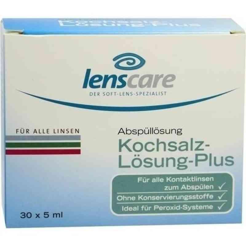 Lenscare Kochsalzlösung Plus  bei juvalis.de bestellen