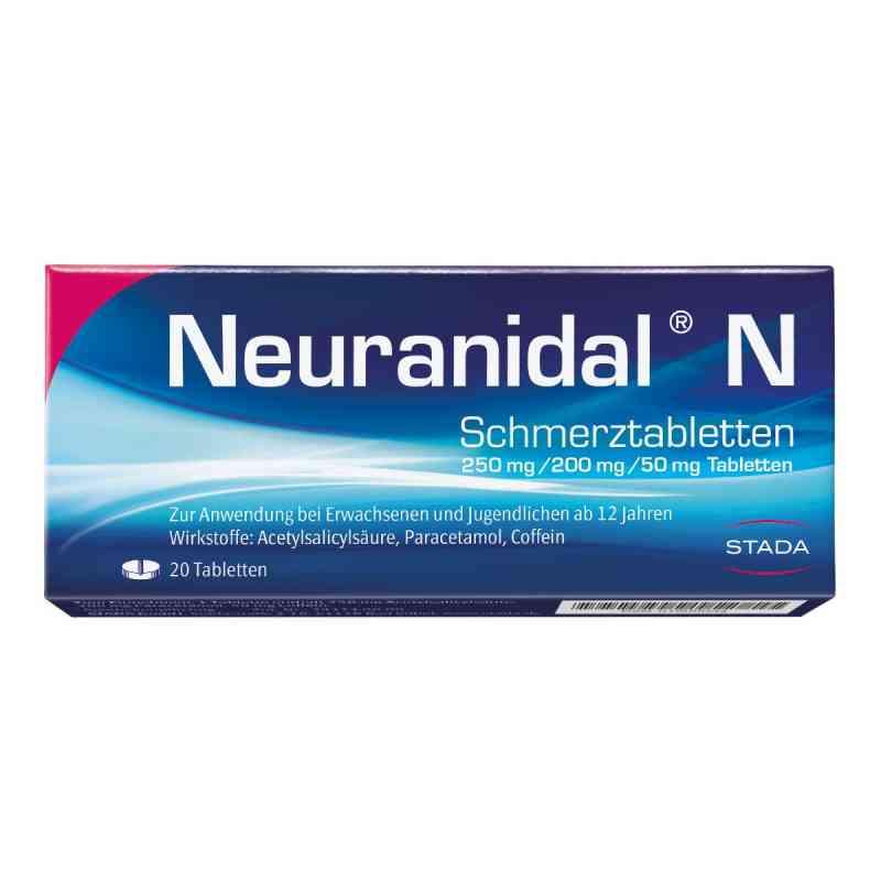 Neuranidal N Schmerztabletten  bei juvalis.de bestellen