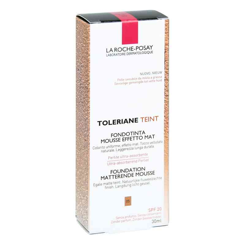 Roche Posay Toleriane Teint Mousse Make-up 05  bei juvalis.de bestellen