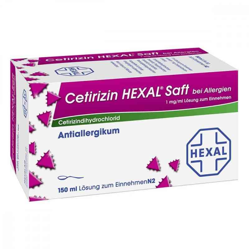 Cetirizin HEXAL bei Allergien 1mg/ml  bei juvalis.de bestellen