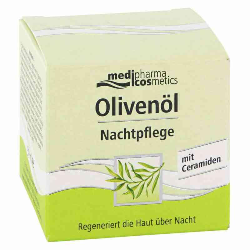 Olivenöl Nachtpflege Creme  bei juvalis.de bestellen