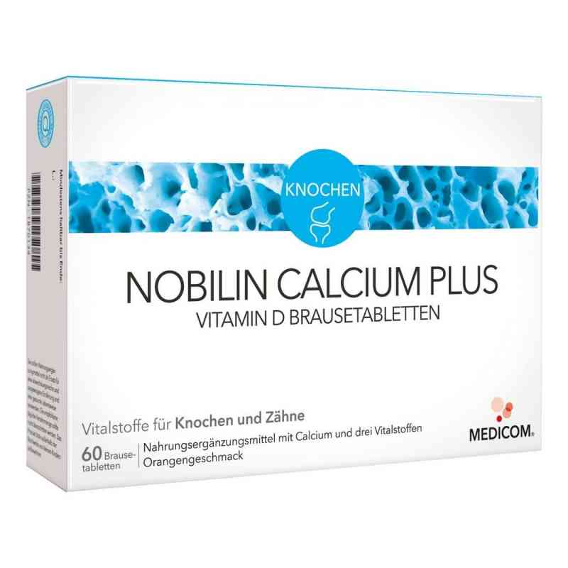 Nobilin Calcium Plus Vitamin D Brausetabletten  bei juvalis.de bestellen