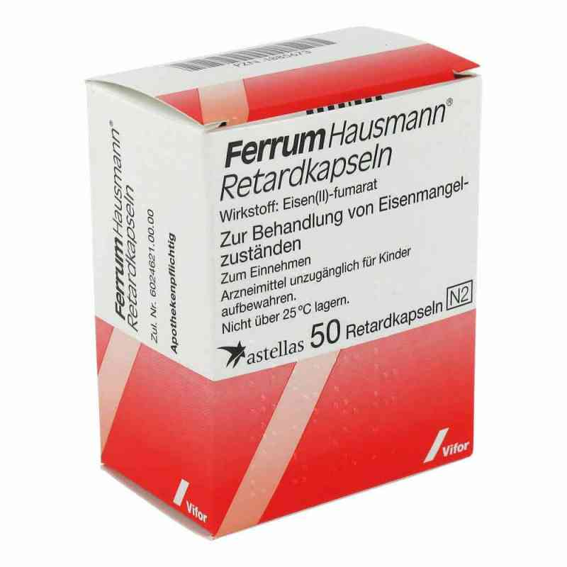 Ferrum Hausmann 100mg Eisen  bei juvalis.de bestellen