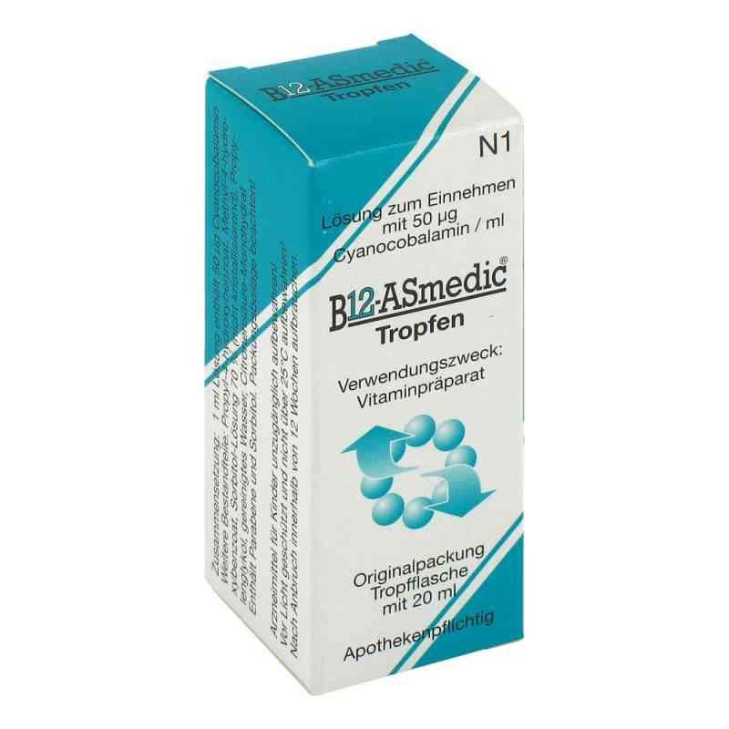 B12 Asmedic Tropfen zum Einnehmen  bei juvalis.de bestellen