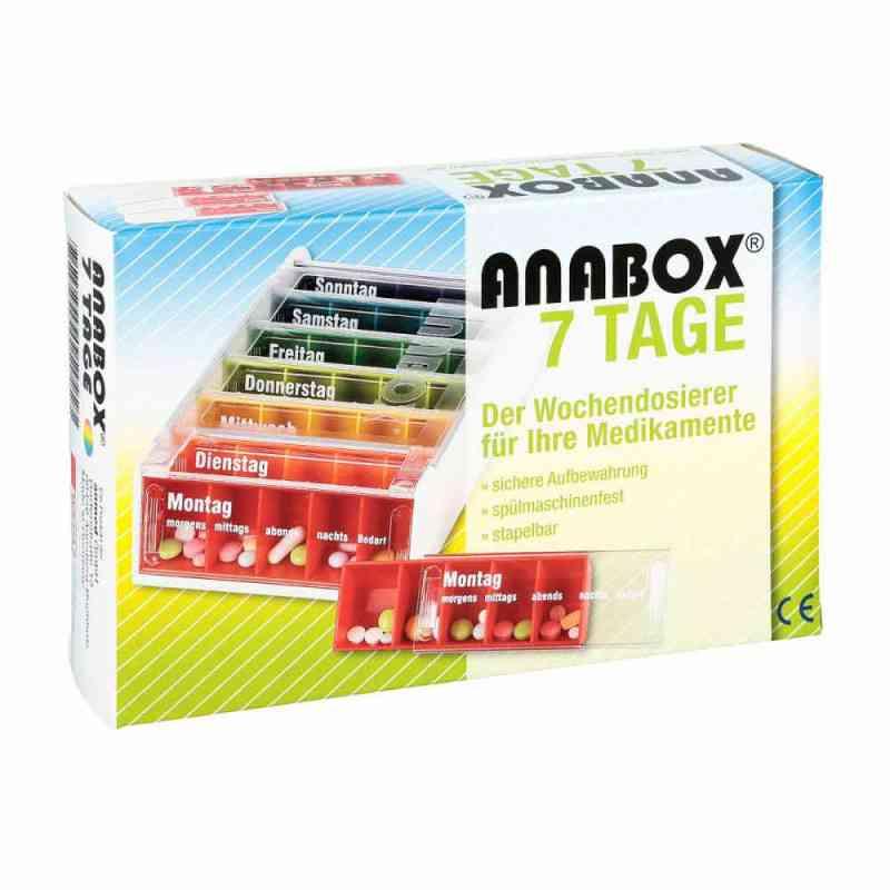 Anabox 7 Tage Regenbogen  bei juvalis.de bestellen