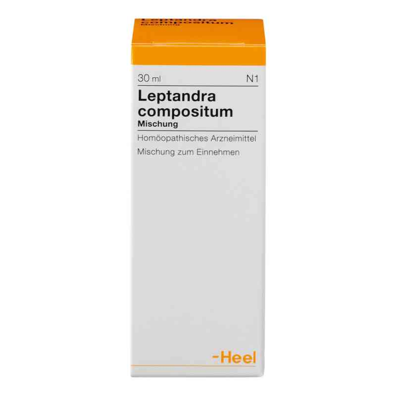 Leptandra Compositum Tropfen  bei juvalis.de bestellen