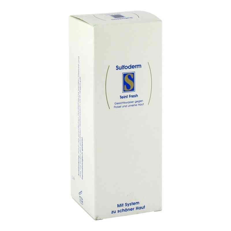 Sulfoderm S Teint Fresh Gesichtswasser  bei juvalis.de bestellen