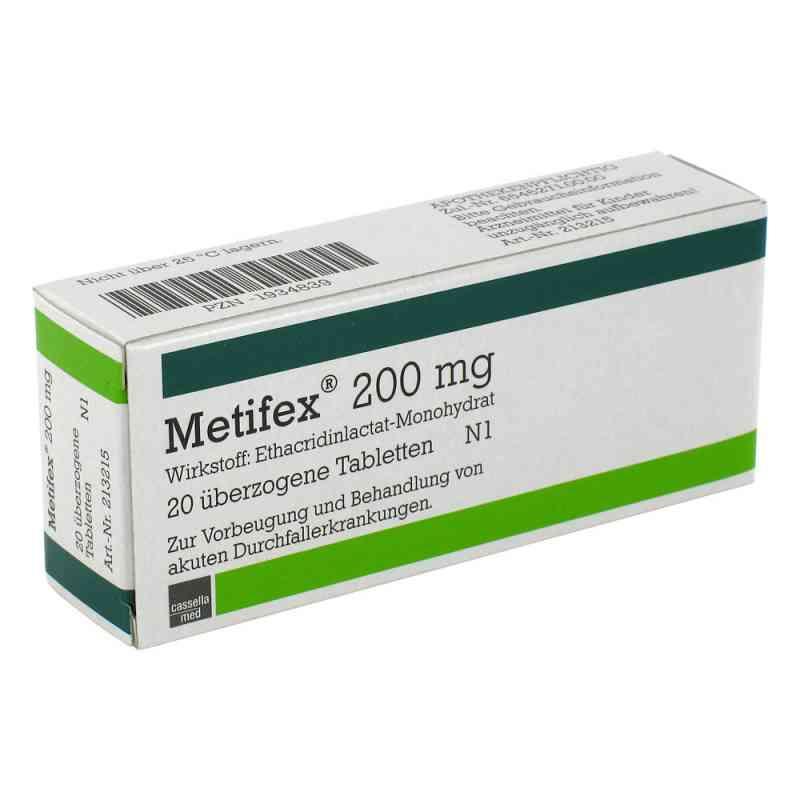Metifex 200mg  bei juvalis.de bestellen